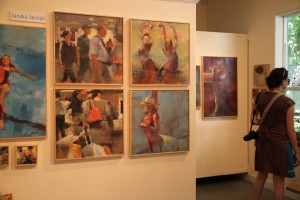 6 paintings at Graton Gallery held till July 4